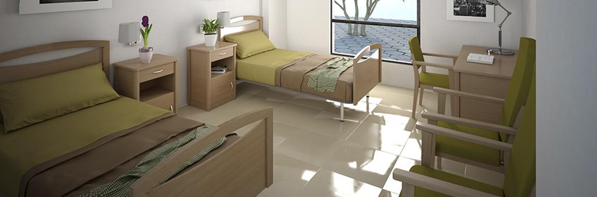 mobiliario geri trico y residencia para mayores