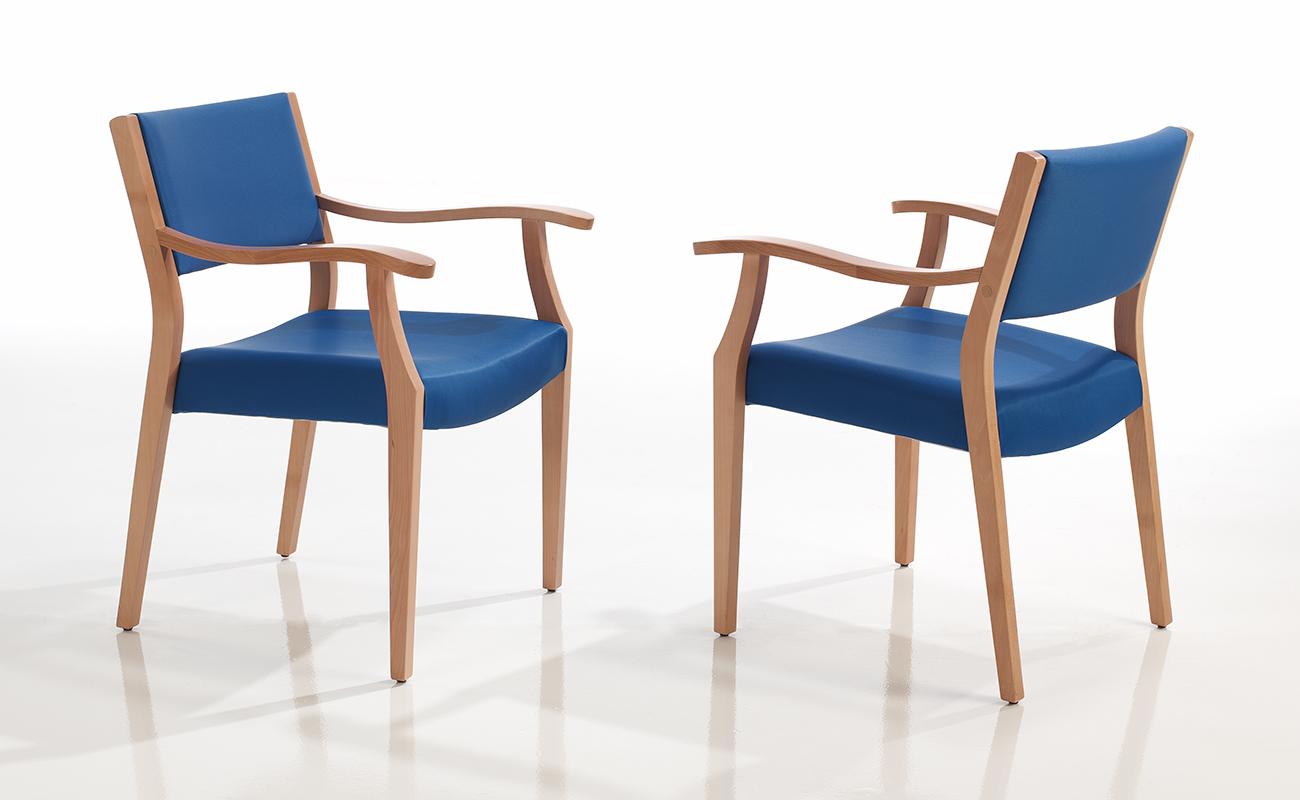 Sill n modelo ola nd mobiliario y equipamiento geri trico for Agora mobiliario s l