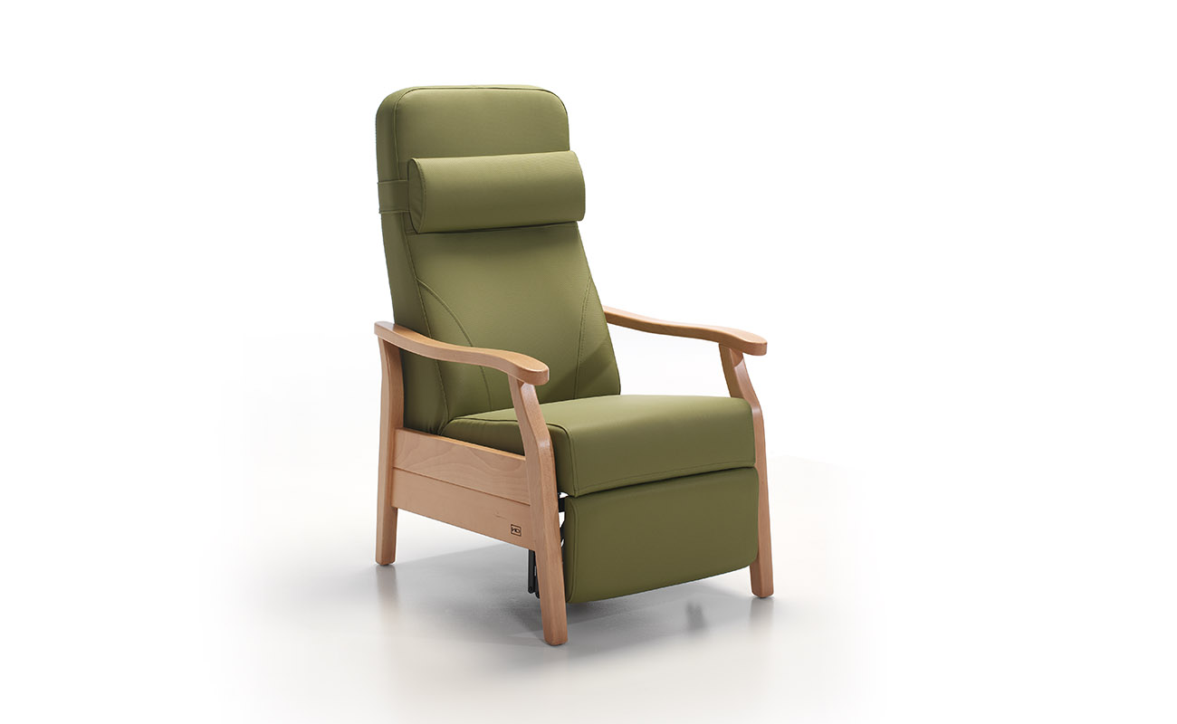 Sill n modelo atl ntico nd mobiliario y equipamiento - Sillones de descanso ...