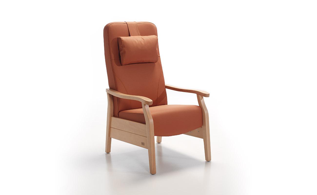 Sillones y sof s nd mobiliario y equipamiento geri trico for Sillon de descanso