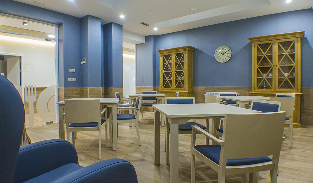Nd mobiliario y equipamiento integral amuebla la for Agora mobiliario s l