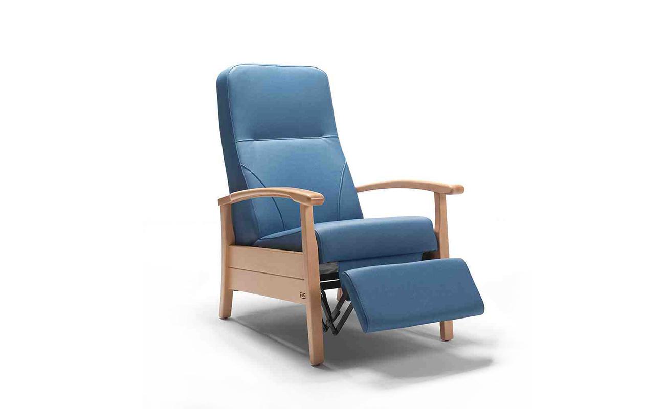 Sill n bah a nd mobiliario y equipamiento integral s l - Sillones de descanso y relax ...
