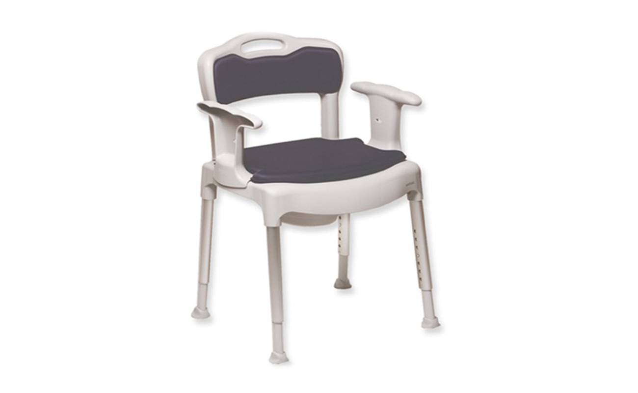 Silla ducha swift commode